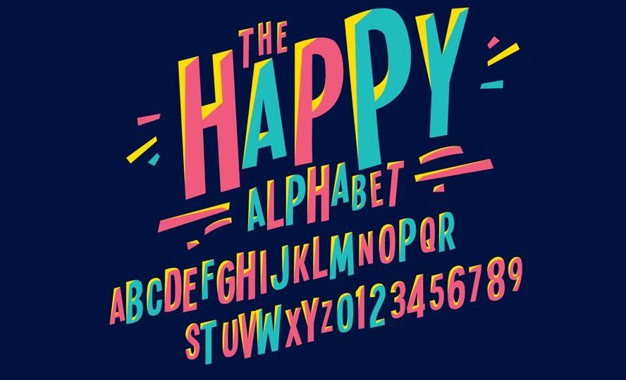 jenis font terbaik