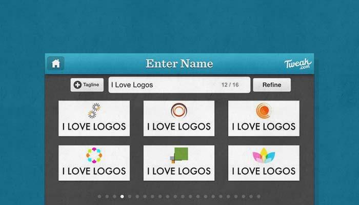 logos by tweak aplikasi