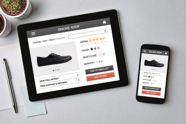 website bisnis ecommerce