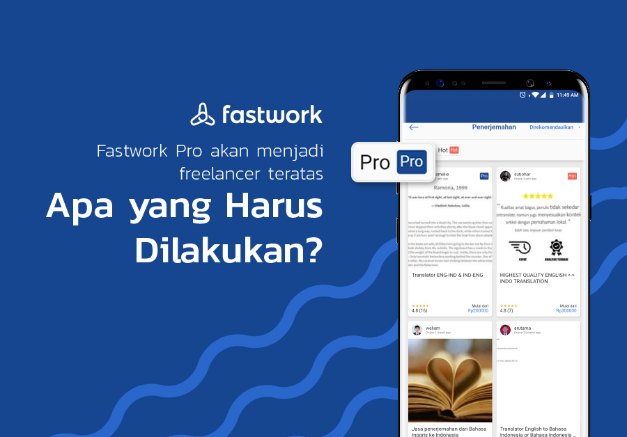 Mau Jadi Freelancer Pro Di Fastwork Begini Caranya Fastwork Id