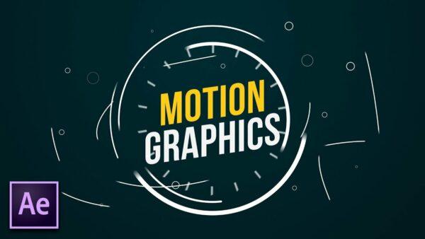 pembuatan motion graphics