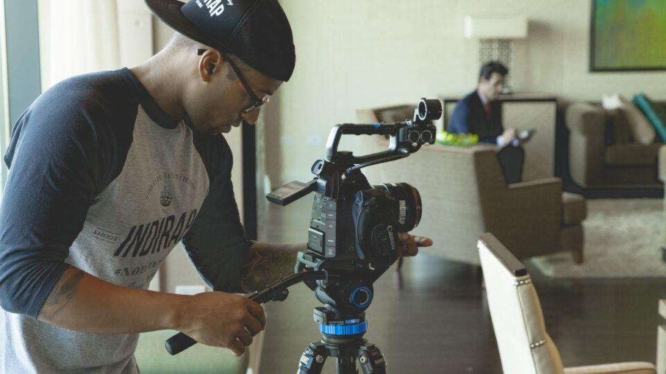membuat video shooting